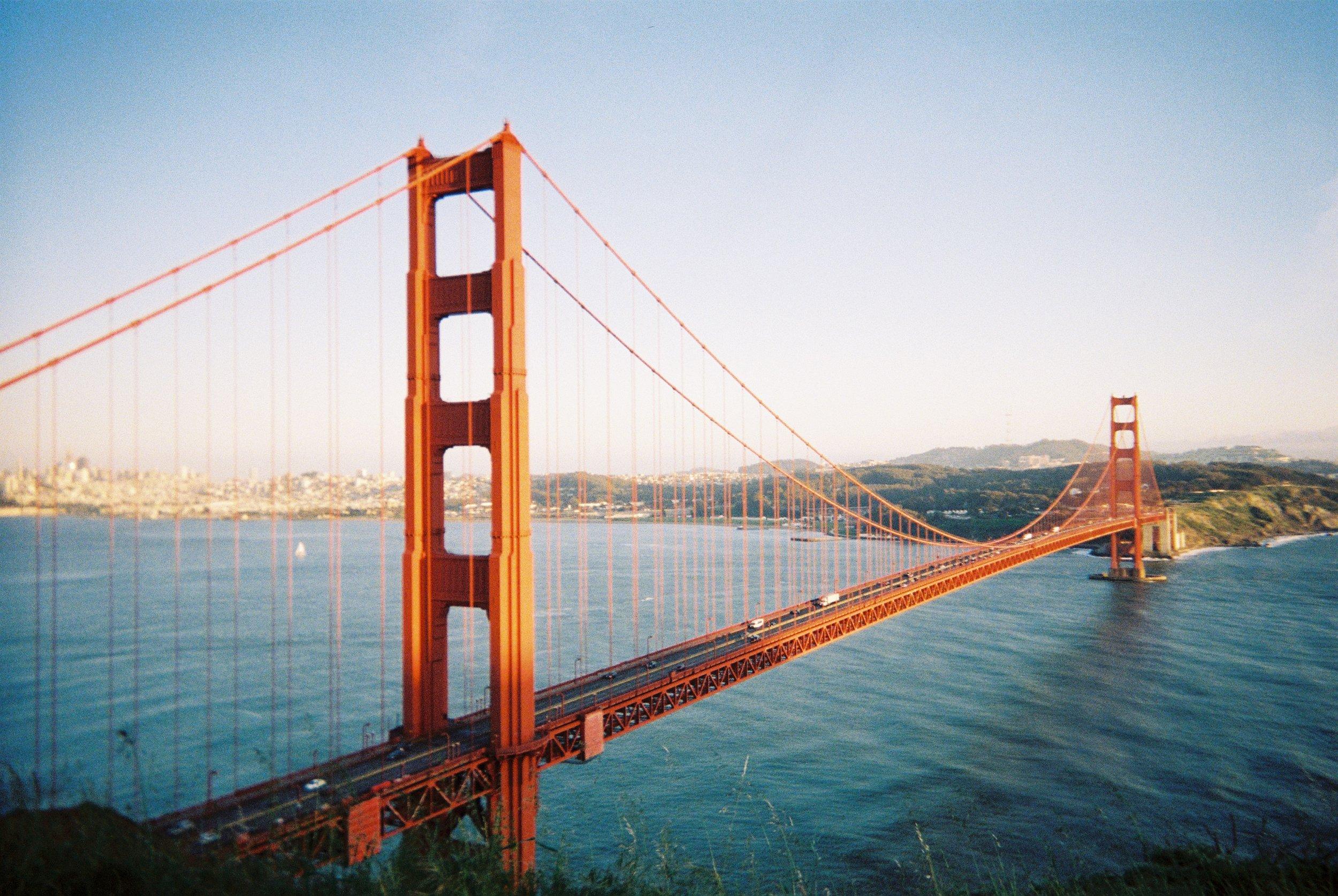 The Golden Gate Bridge I San Francisco, California
