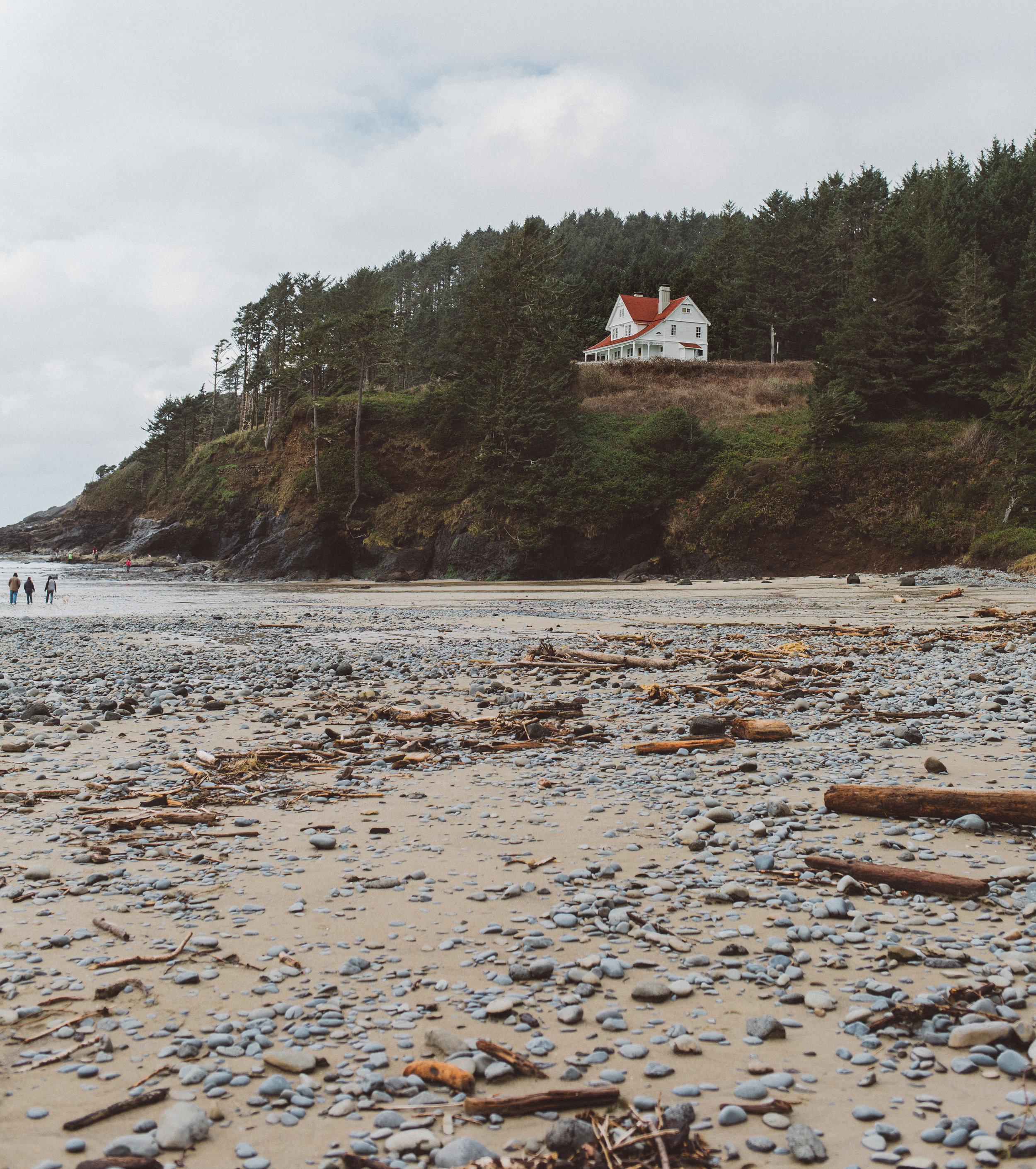 Heceta Beach - Oregon