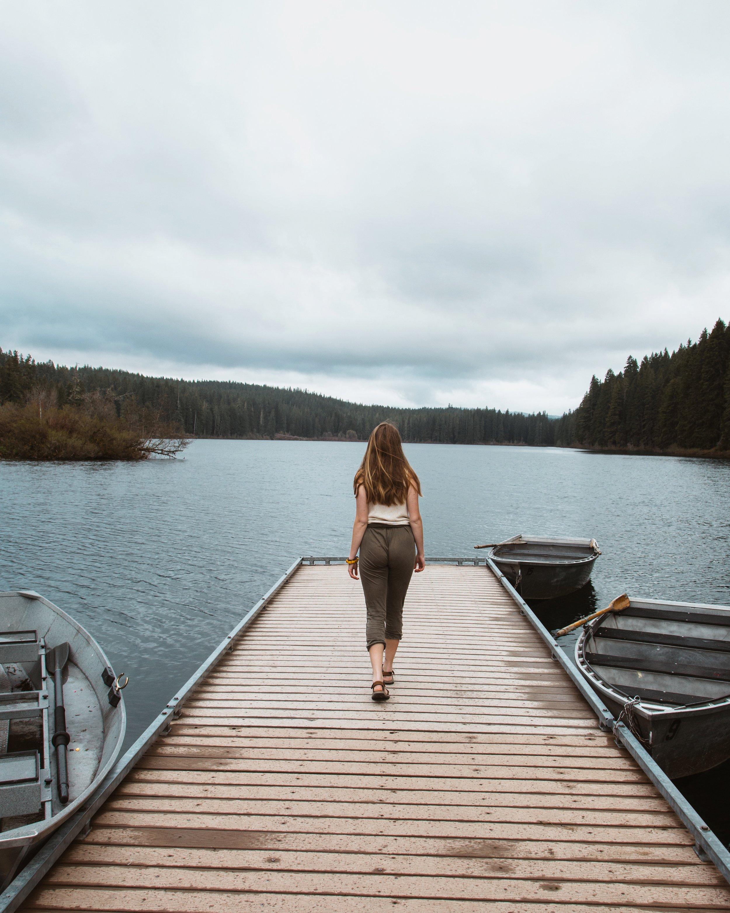 Clear Lake - Oregon