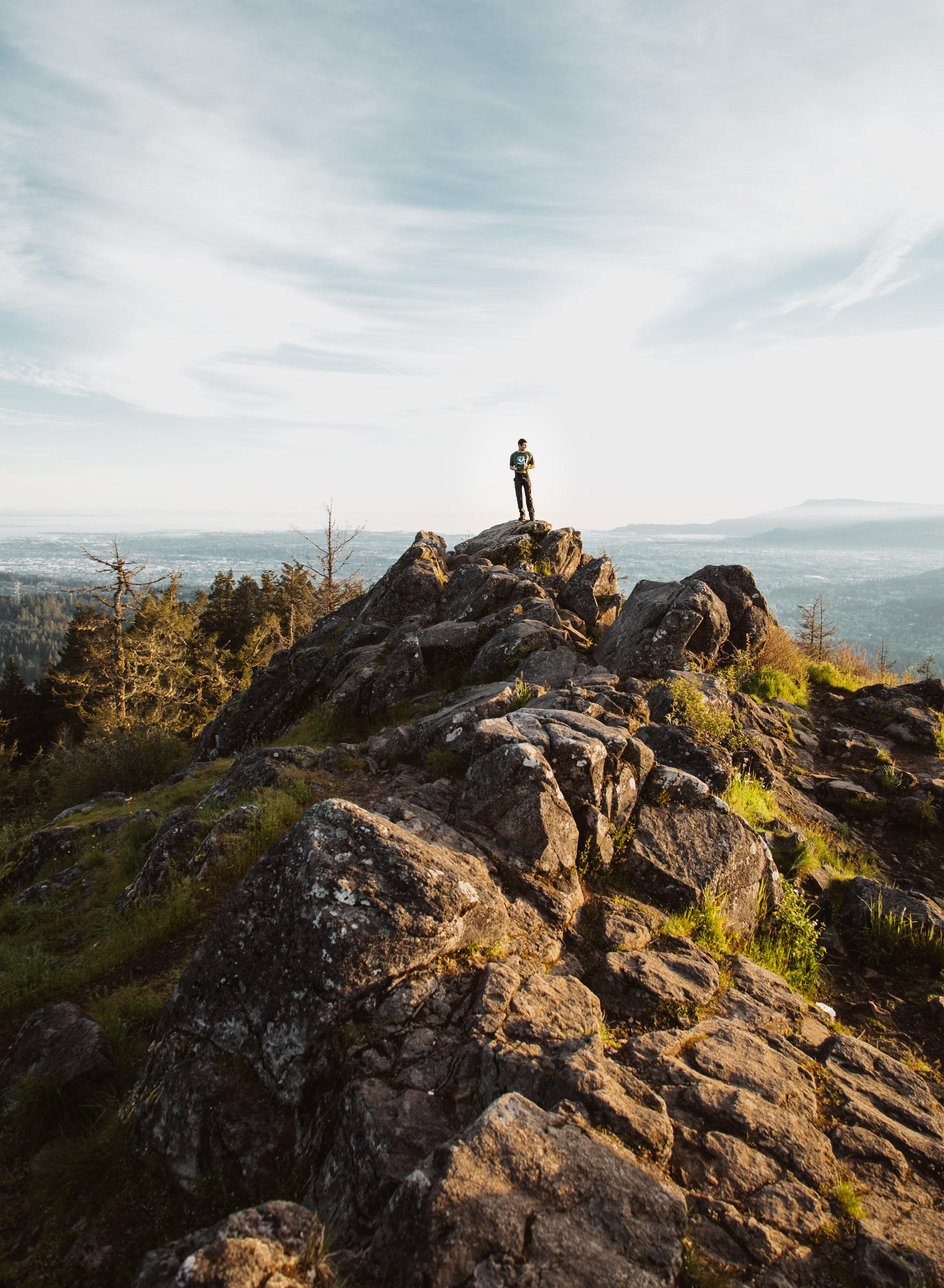 Spencer's Butte - Oregon