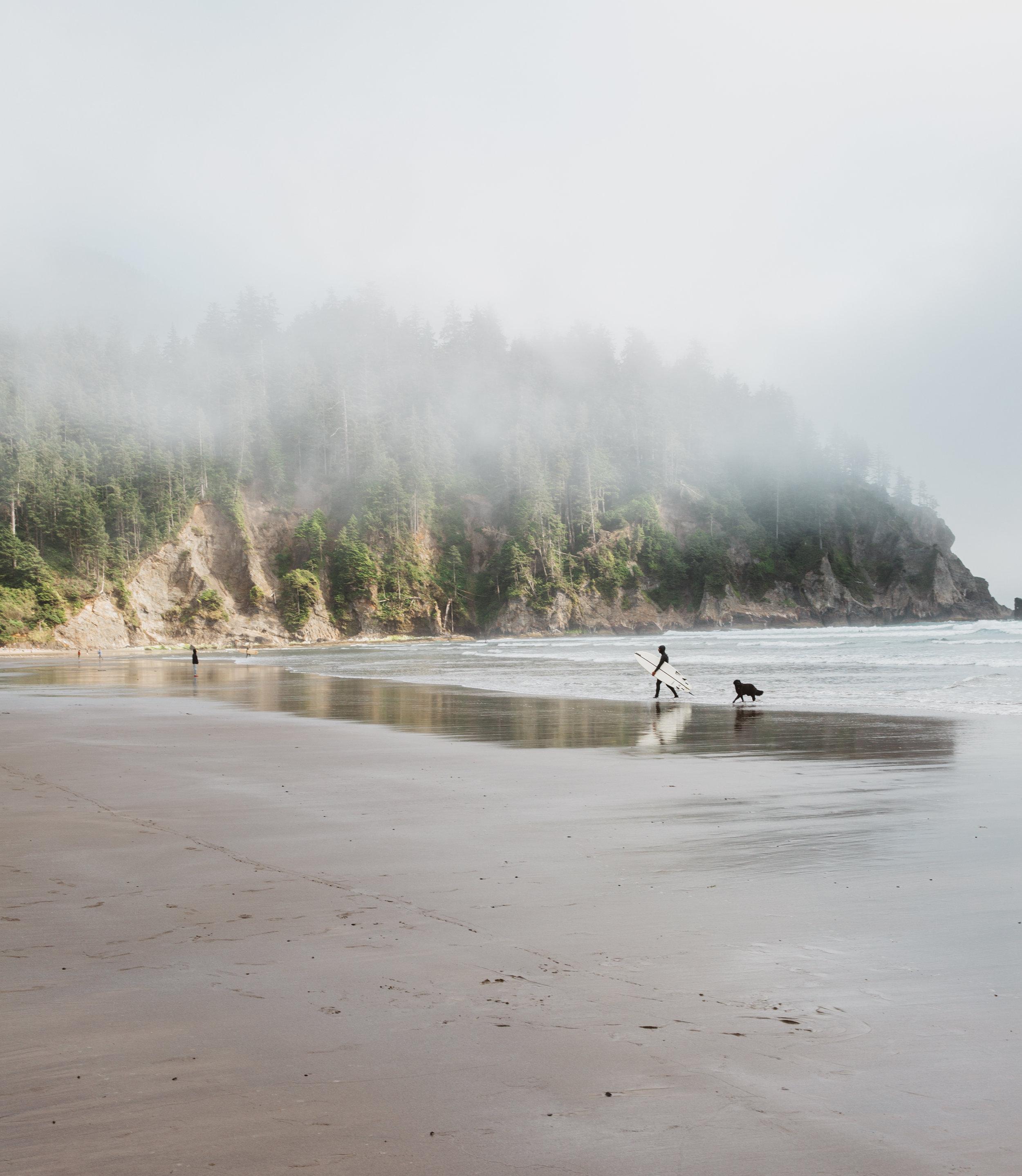Oswald West State Park - Oregon