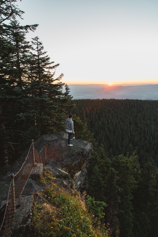 Larch Mountain - Oregon