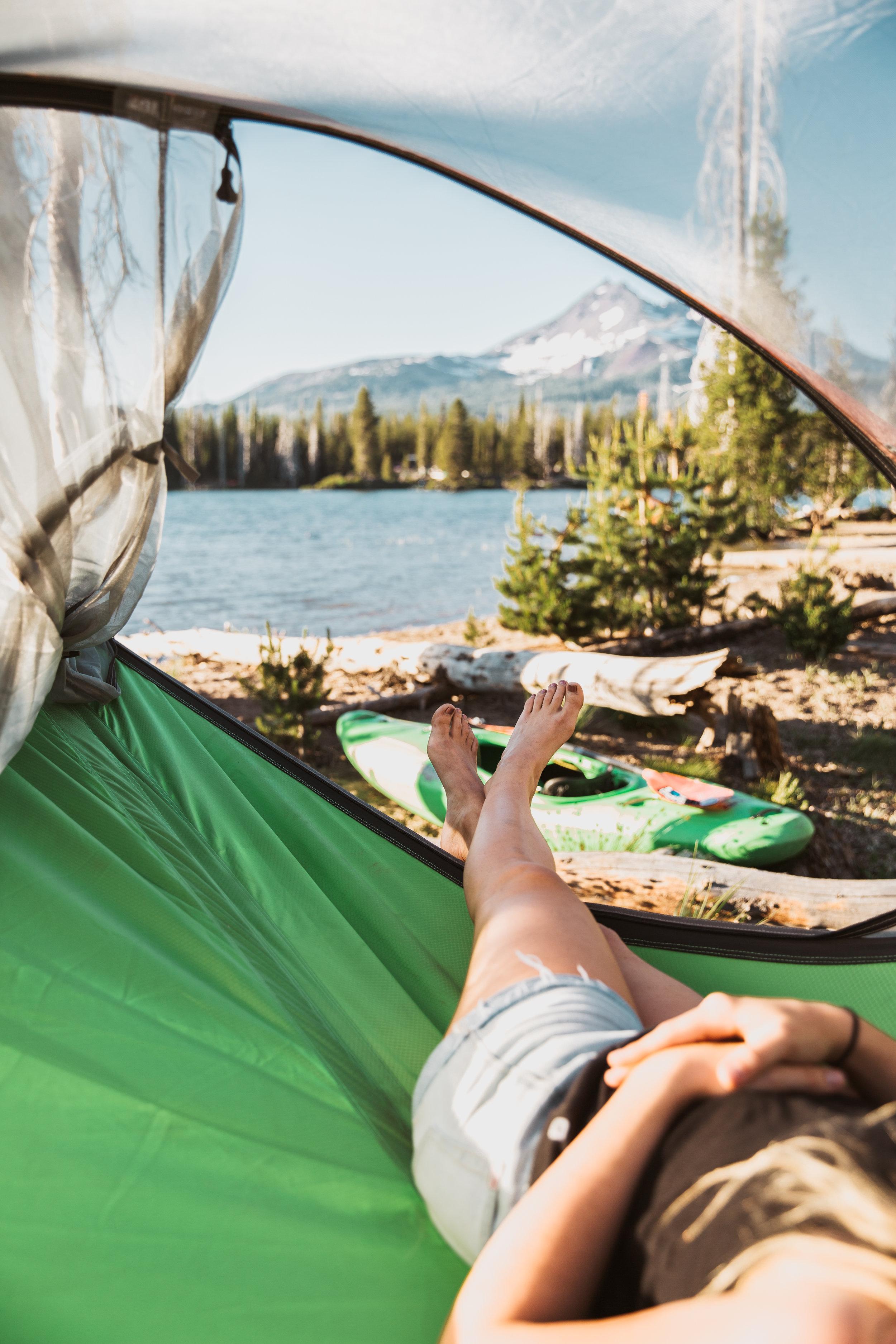 Sparks Lake - Bend, Oregon