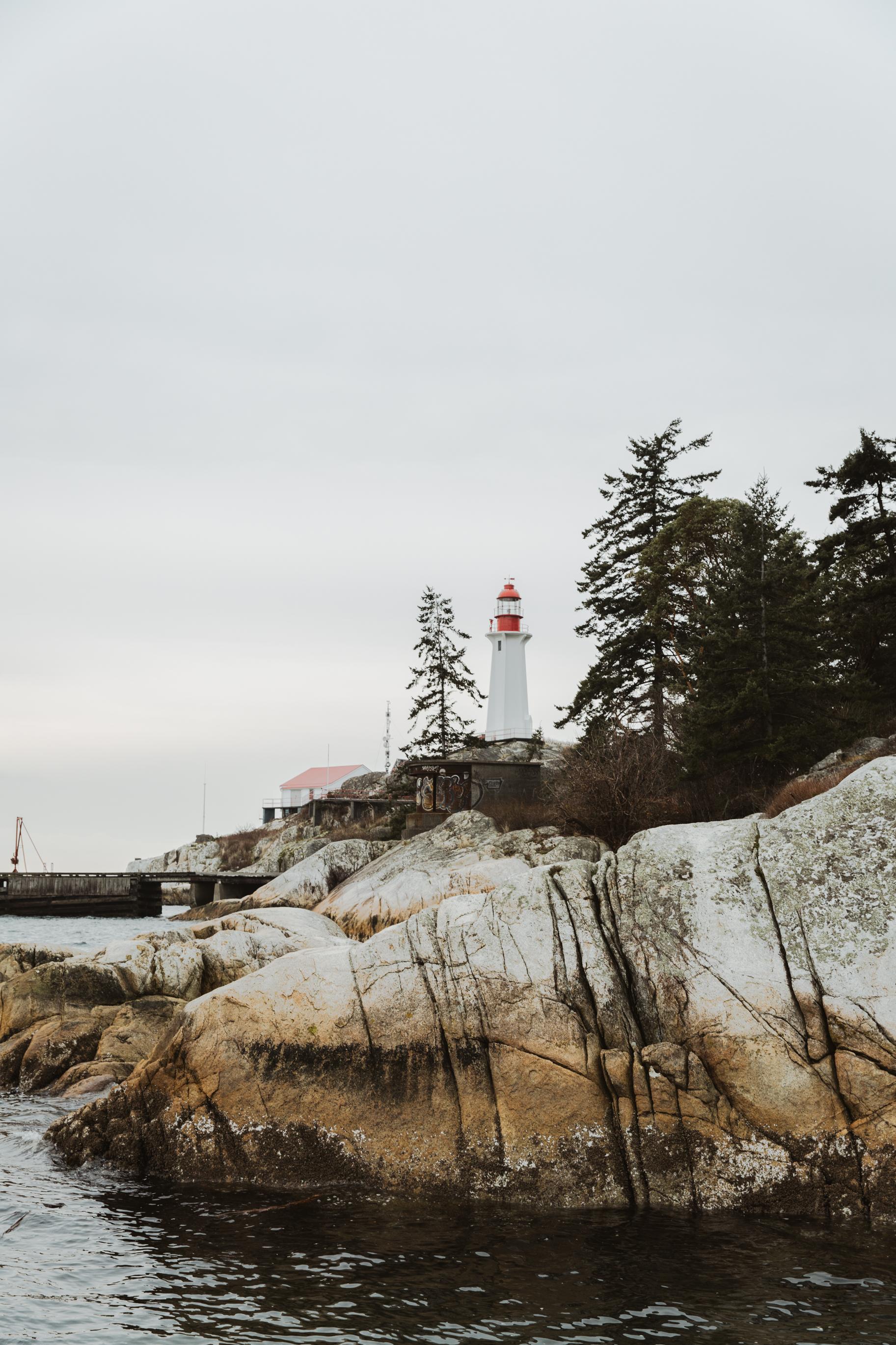 Lighthouse Park - Canada