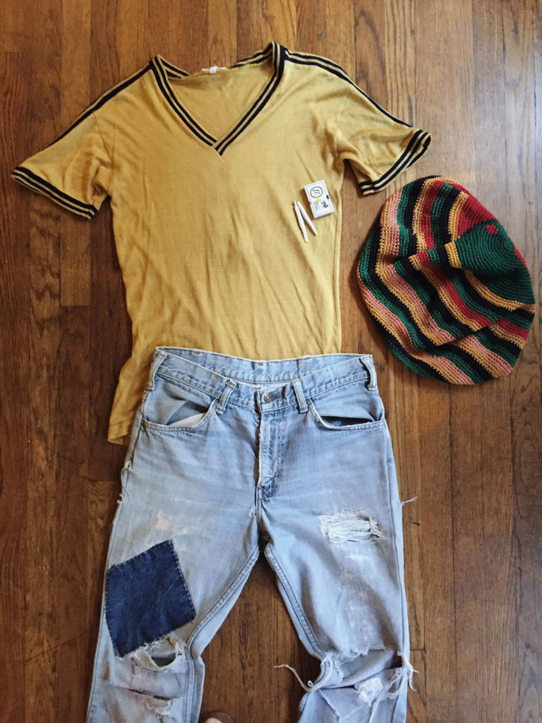 '70s style vibrations with Marley Natural