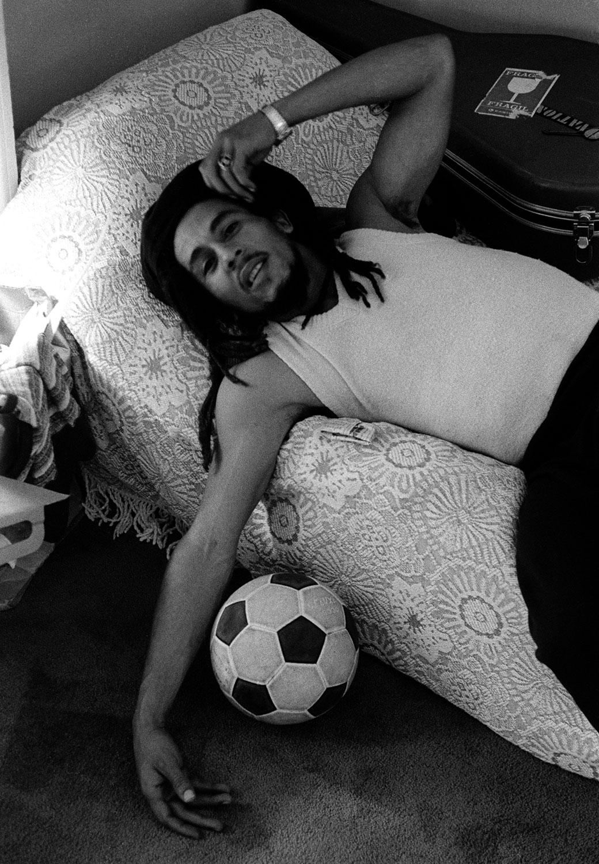 Bob Marley Ganja Wellness