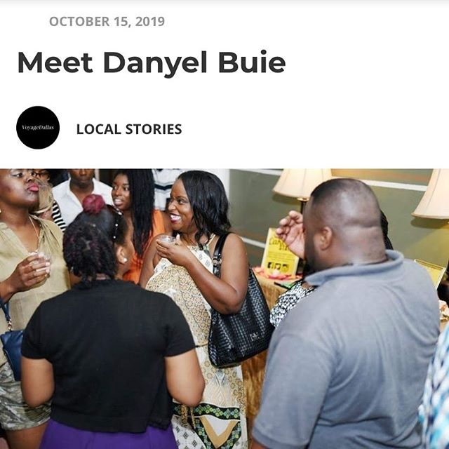 So excited to be featured in @voyagedallas magazine! I tried to keep it as brief as I could....you know I love to talk lol...check out the link in my bio for the full  feature. Thanks again! #voyagedallas #dallasblogger #dallasblackblogger #dallaslifestyleblogger #dallasfoodieblogger #dallasmagazine #dallasmedia #feature #blackbloggers
