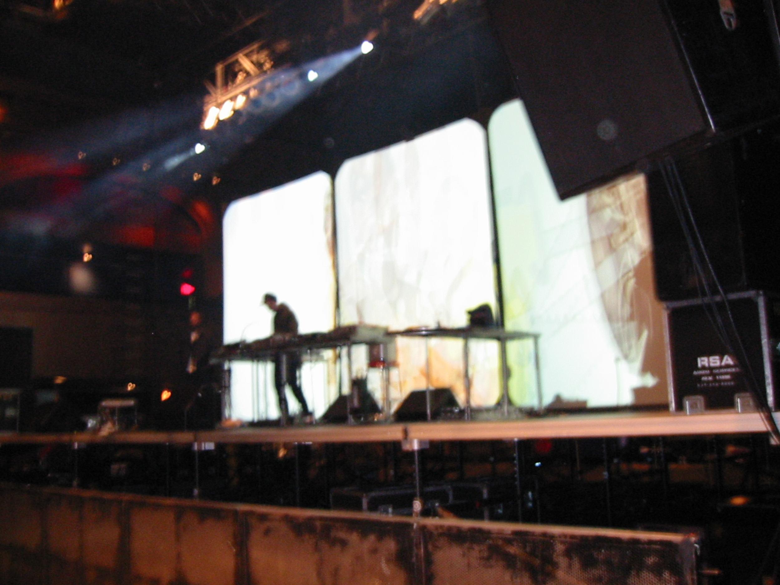 DJ Shadow Roseland 2002
