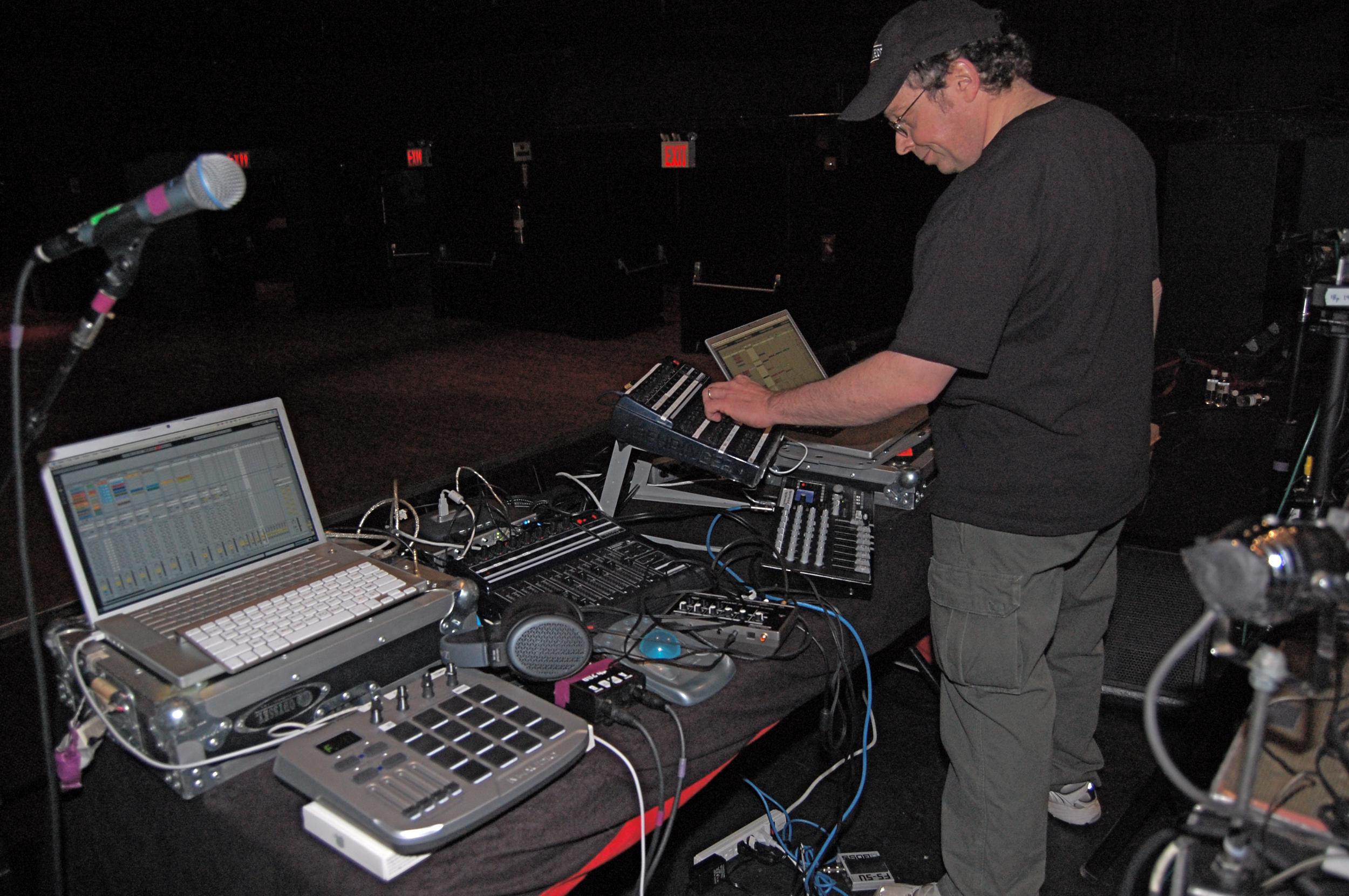 Steinski - Irving Plaza 2008