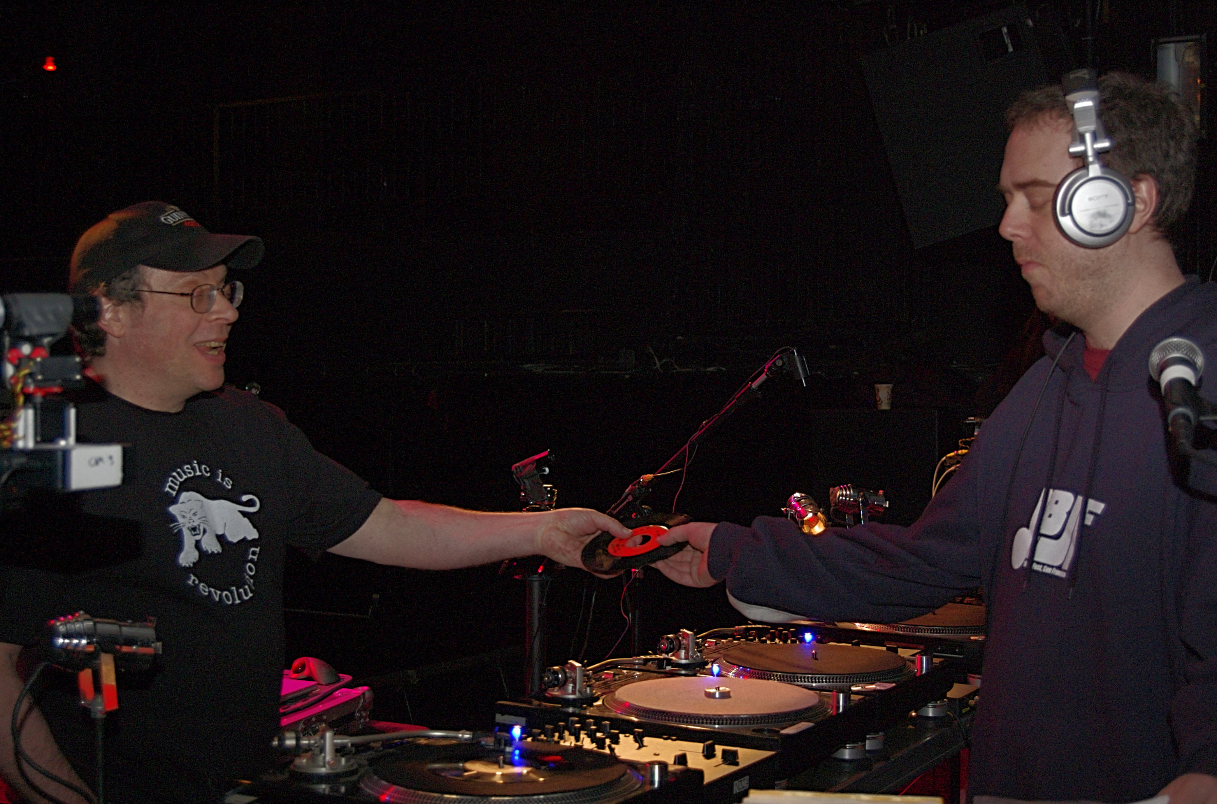 Steinski with Cut Chemist 2008