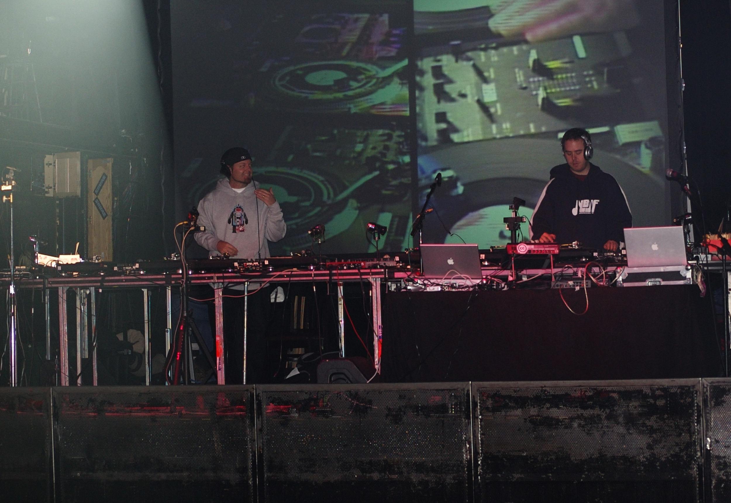 DJ Shadow and Cut Chemist - 2008