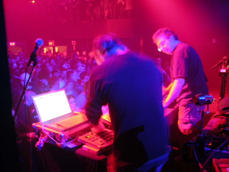 Double Dee and Steinski - Irving Plaza 2008