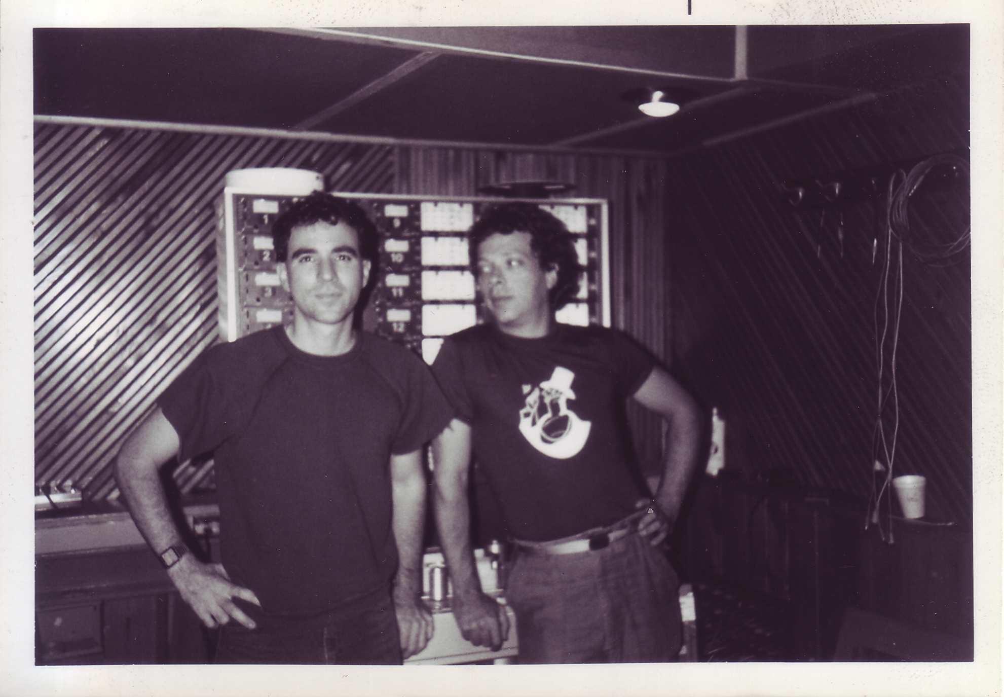 Double Dee and Steinski - Intergalactic Studios #1