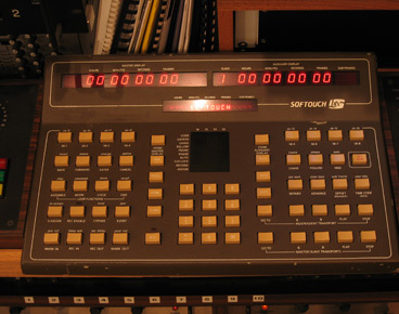 The first synchronizer I worked with the BTX Shadow did the job but was a beast to get working. I was so glad to not have to work with tape machines anymore!