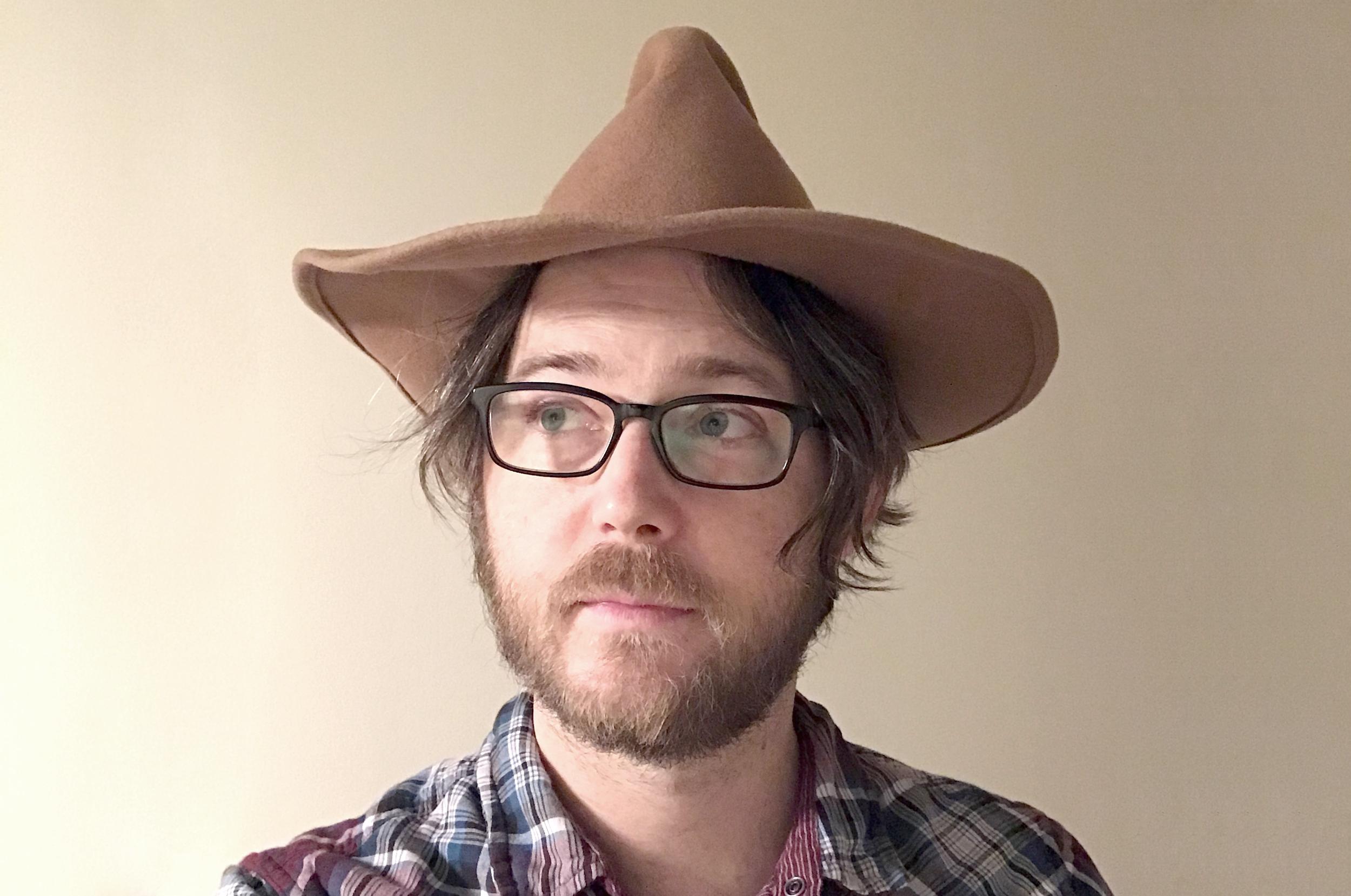 bryan wilson silly hat