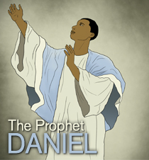Now you can read about the prophet Daniel and his three friends in a whole new and exciting way, in comic book form, featuring true Hebraic depictions in 14 colorful pages!
