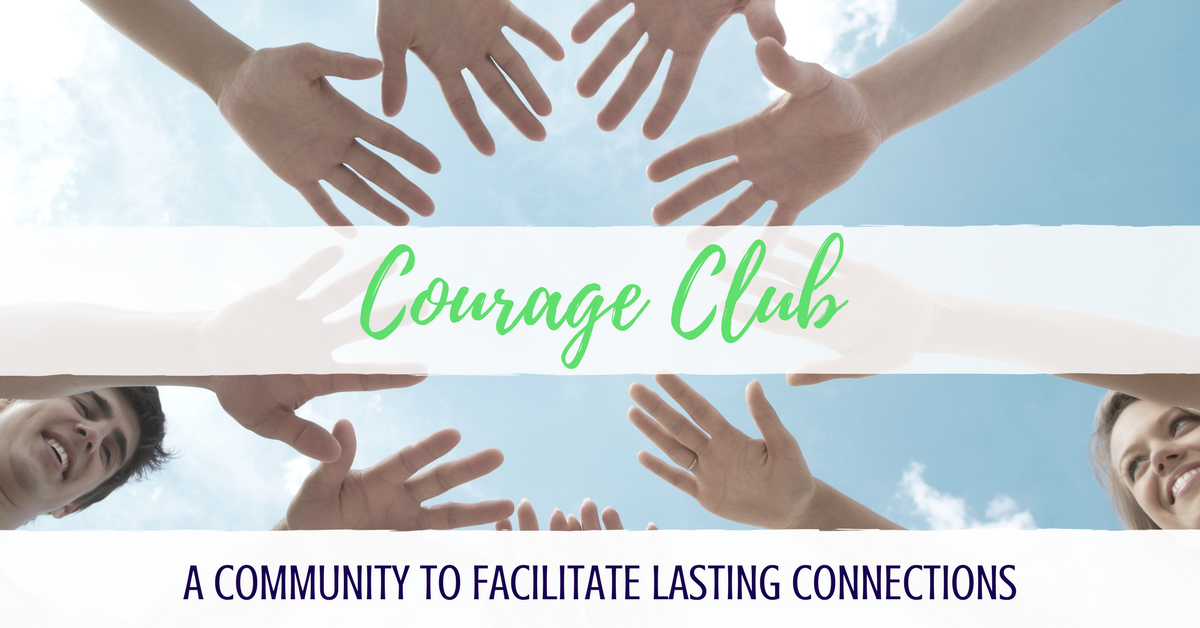 courage club community