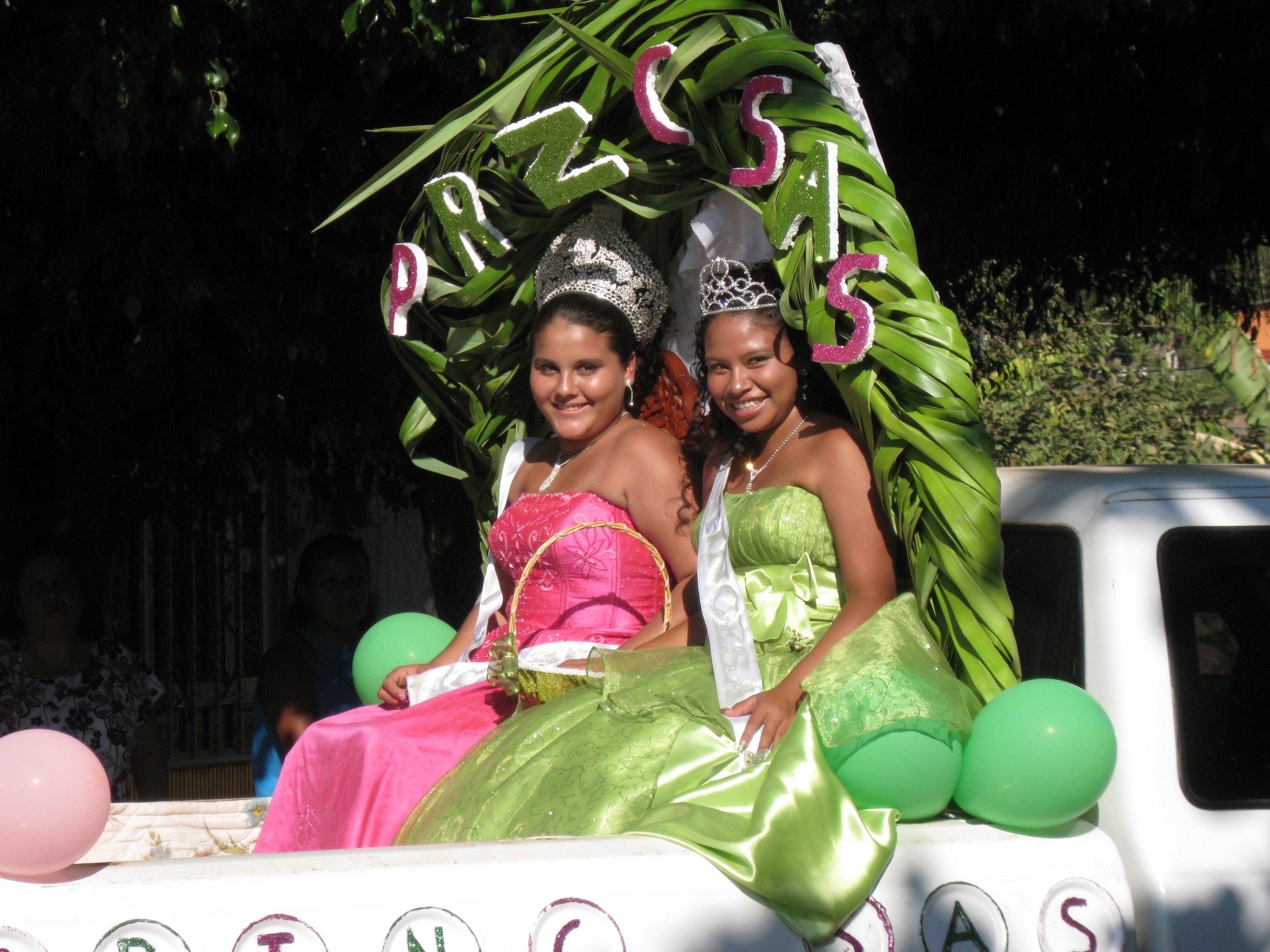 queens of the festiva