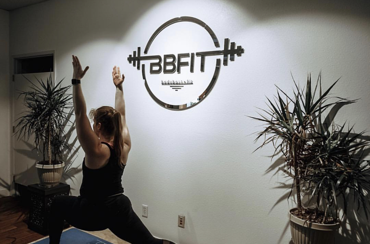 Maggie Sniffen - Head Boxing trainer and Yoga instructor