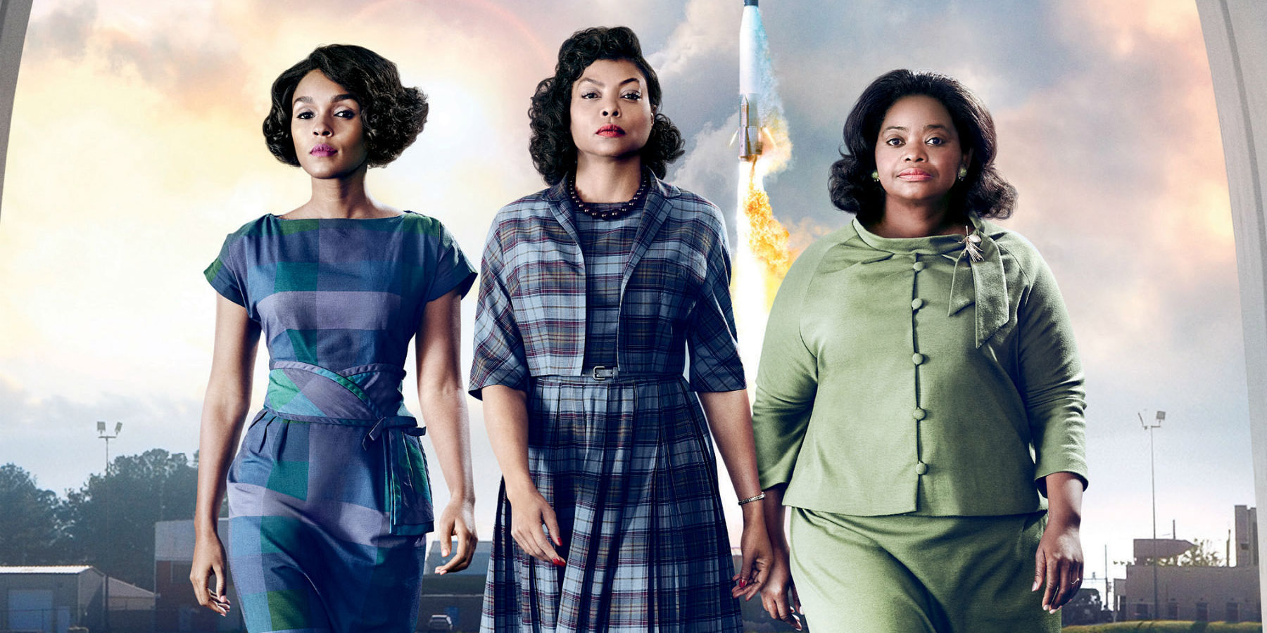 Just some badass black ladies who are smarter and braver than you, no big.