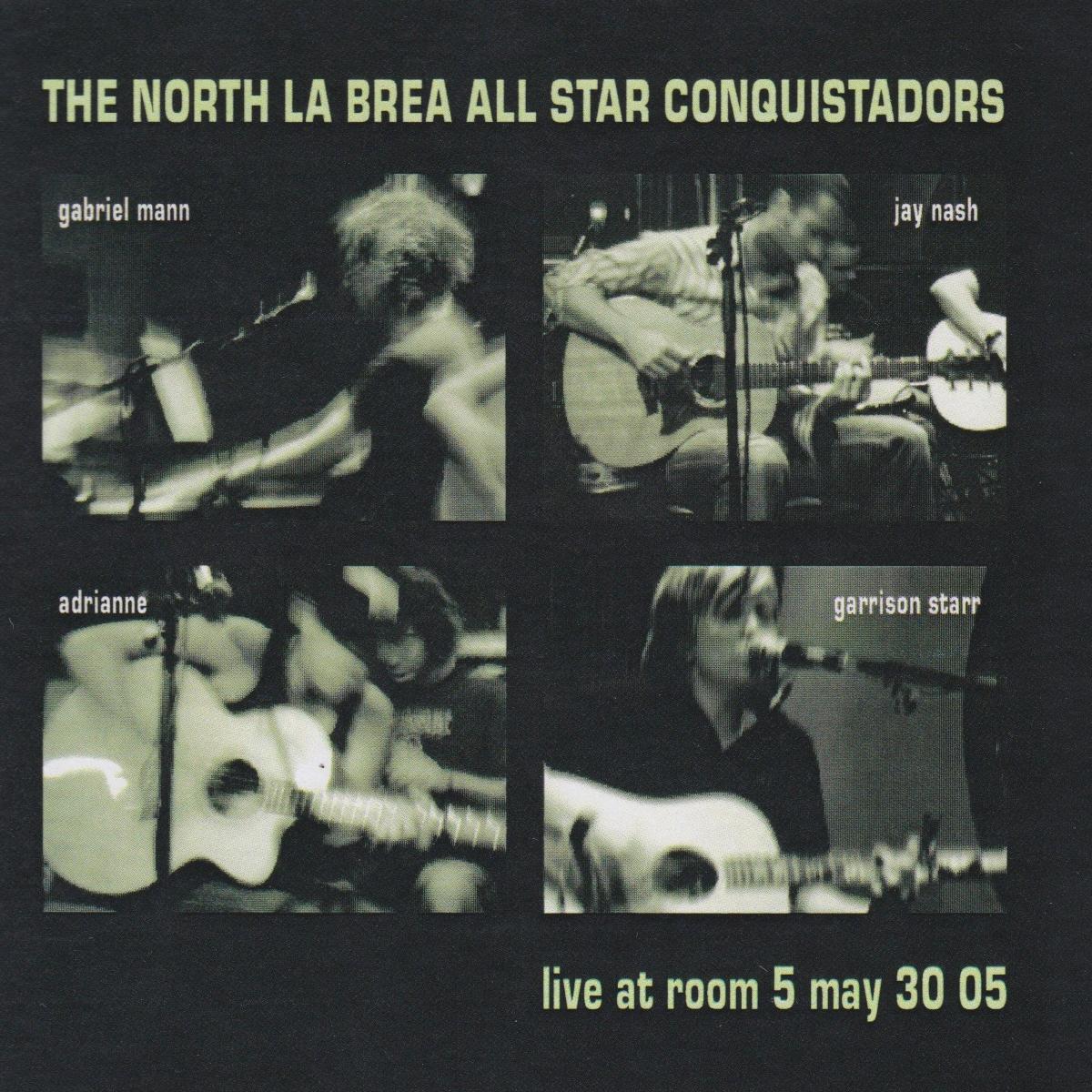 LIVE AT ROOM 5 MAY 30 (2005)