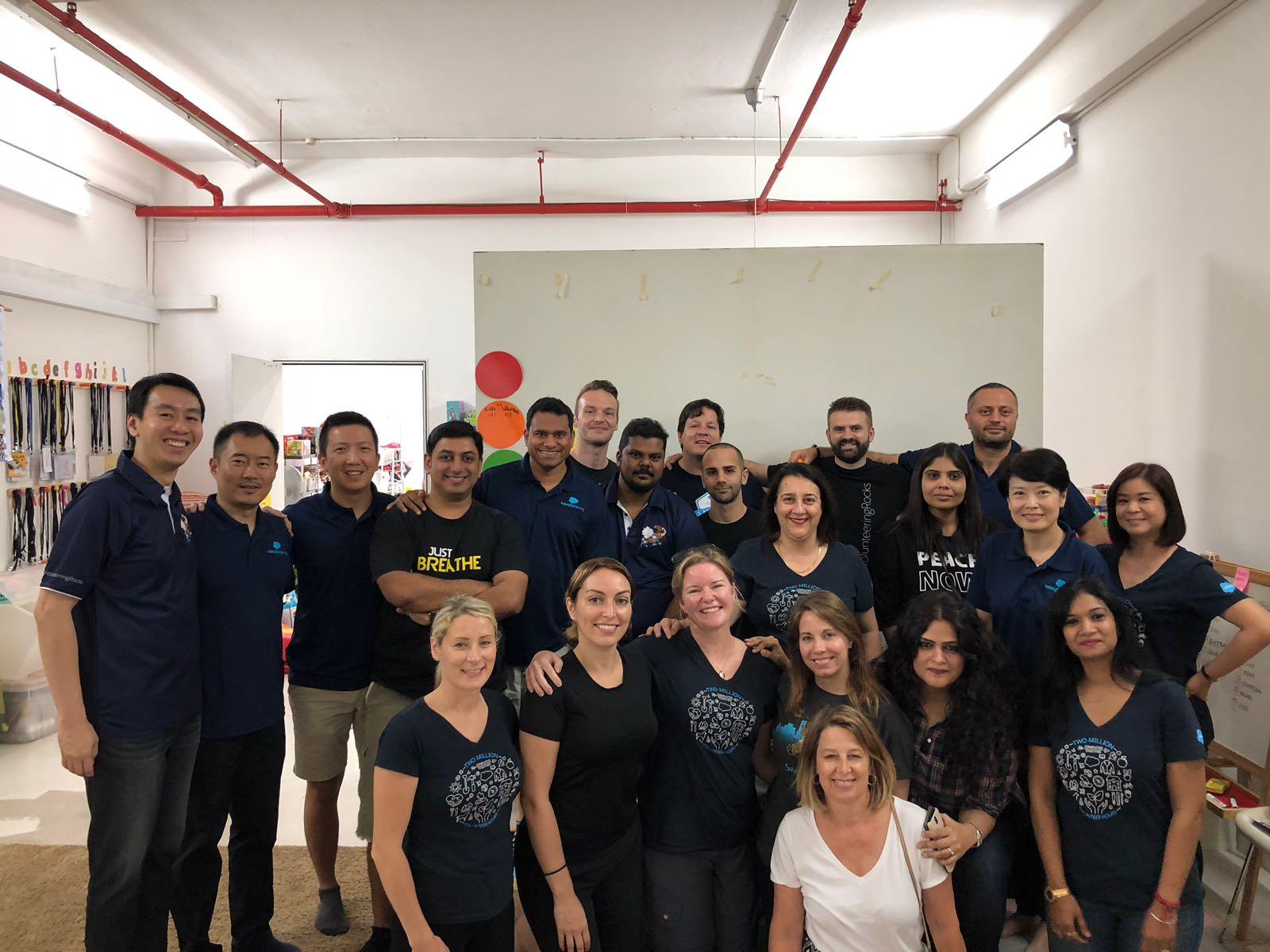 Salesforce - August 2018