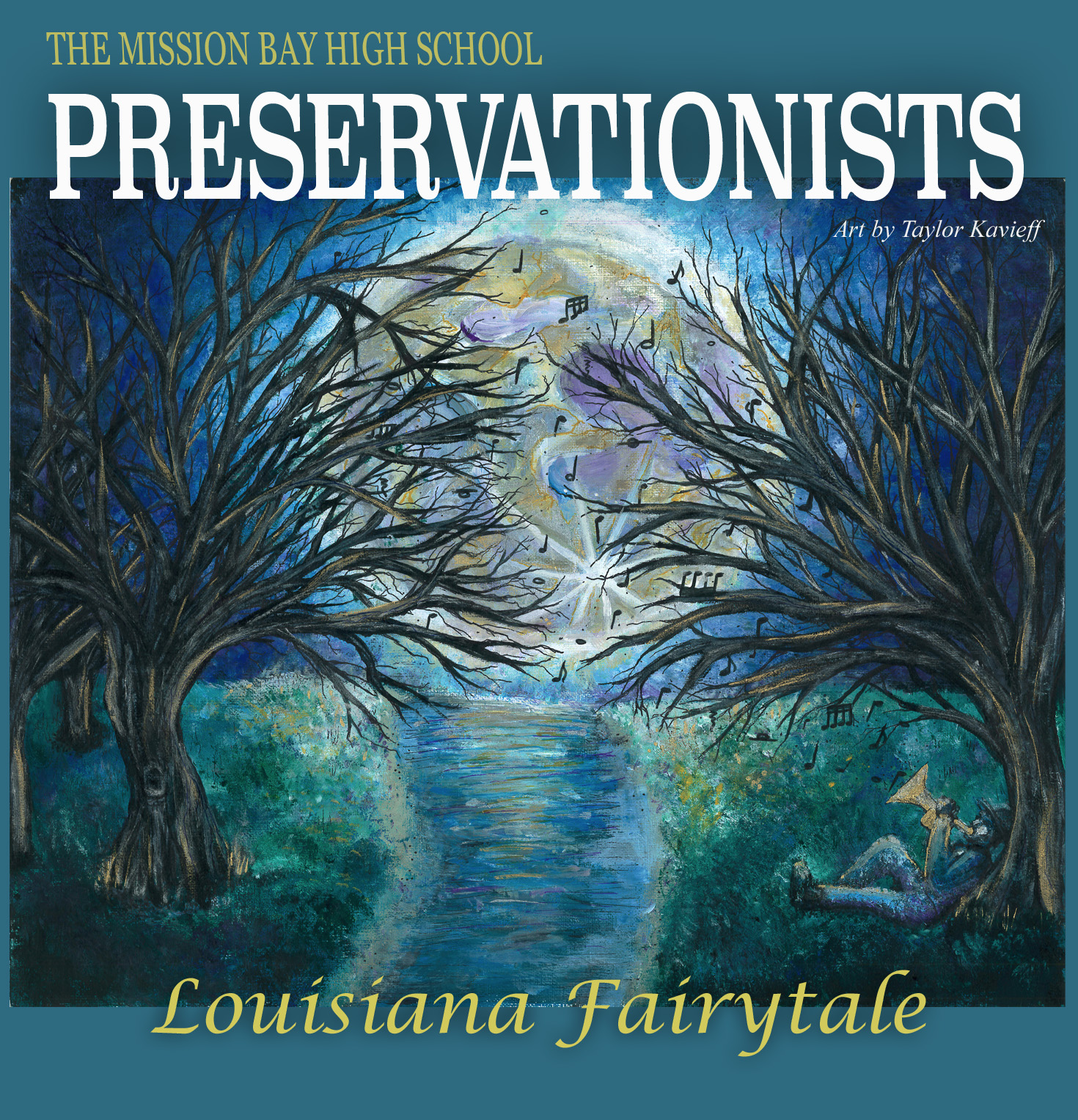 Louisiana Fairytale - 2017