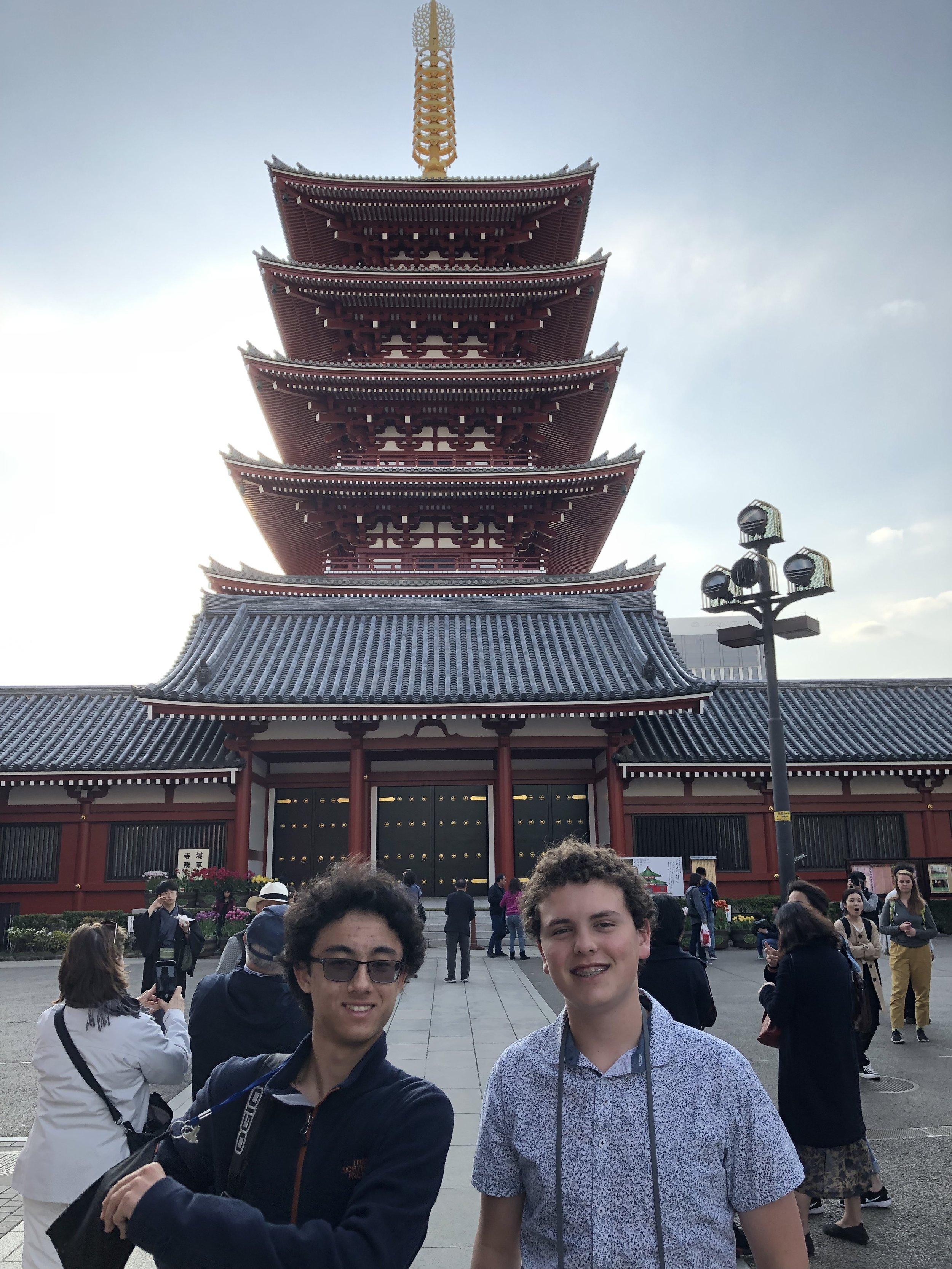 Exploring Tokyo - Asakusa