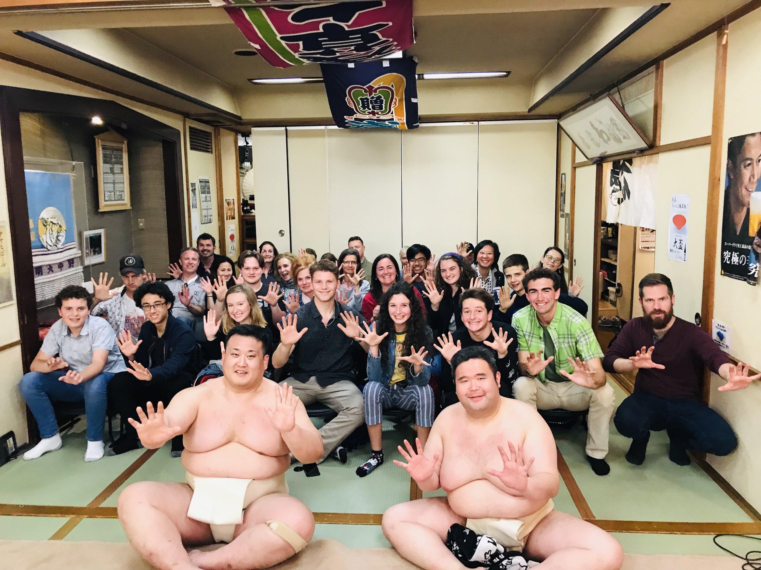 Sumo demonstration!
