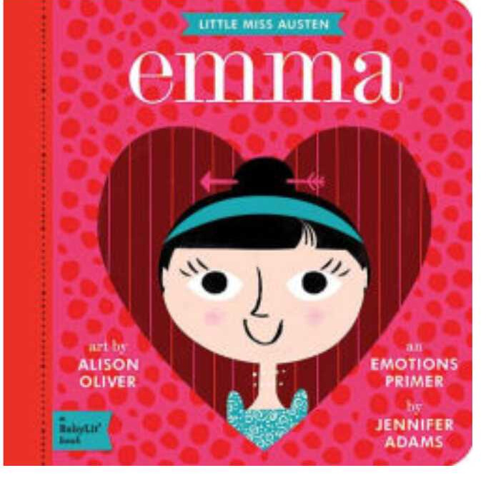 Emma - All of the babylit books are so darling. Both of my kids have learned basic emotions through this one!Ideas to discuss: Situations that make us feel certain ways
