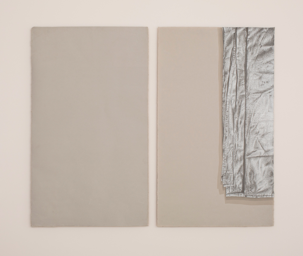 Clare Humphries,  What remains what returns,  2016
