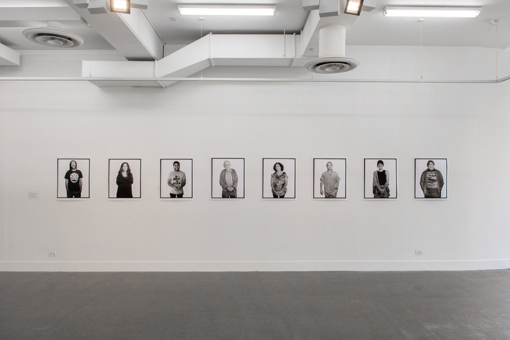 Rosalie Favell, Facing the Camera , 2016