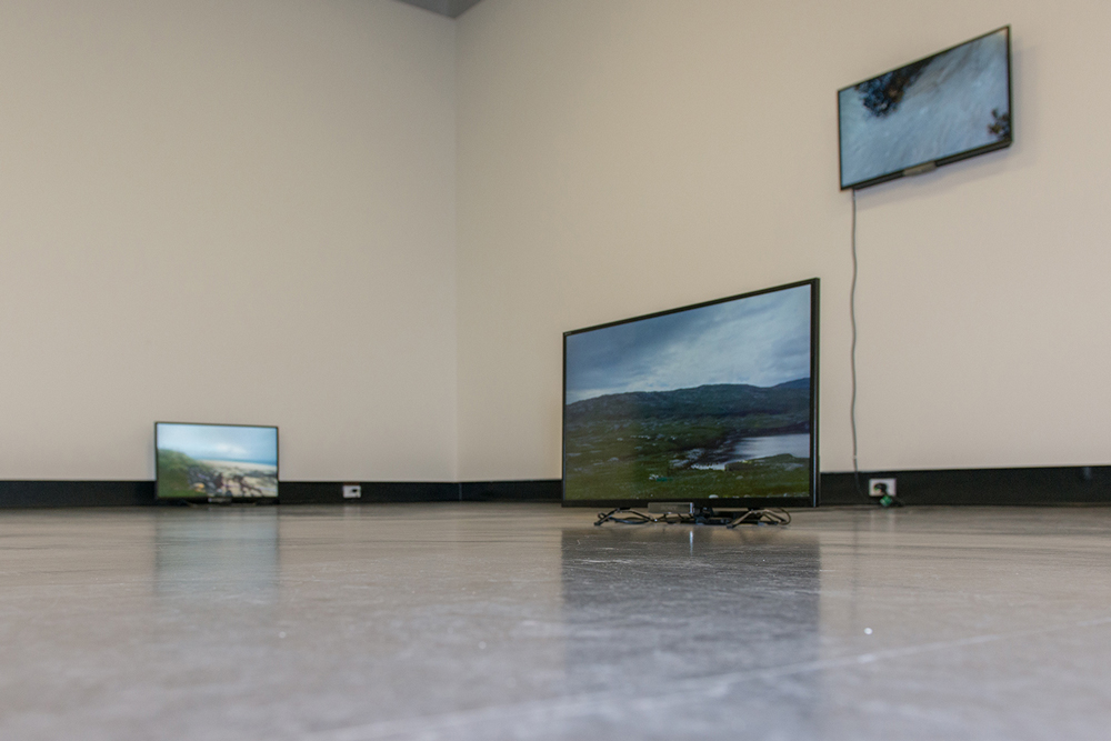 Freÿa Black, Passing Place: The threshold of edges , 2016, Video installation; sound, Dimensions variable