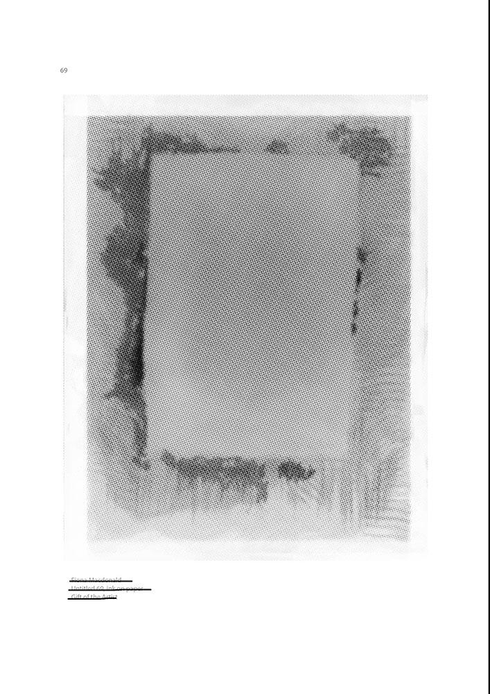 Fiona Macdonald,  Gift of the Artist  , CRP Matt Inkjet Paper, 42 x 30 cm, 2013