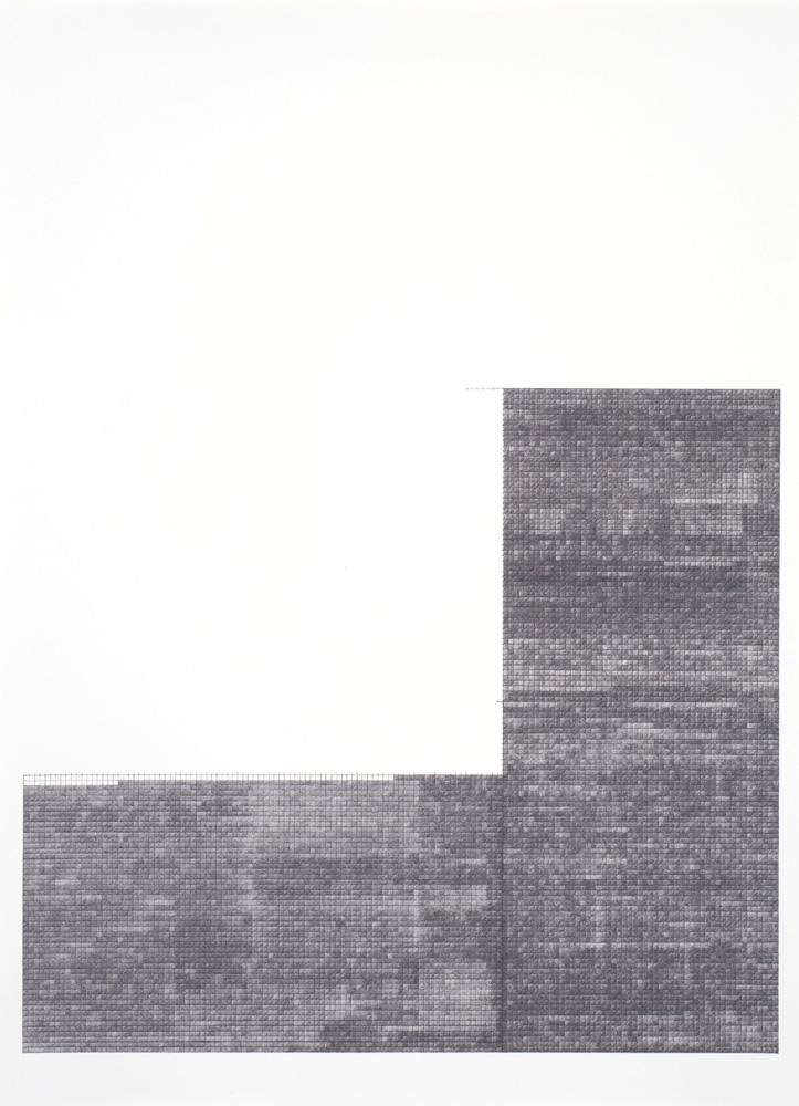 Kristina Sundstrom,  Anchor  , Digital print, 40 x 30 cm, 2010