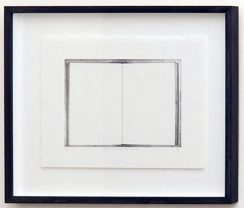 Deb Taylor,  Batchelor D, 'Chromo phobia'  , Solar plate etching, 19 x 27.5 cm, 2008