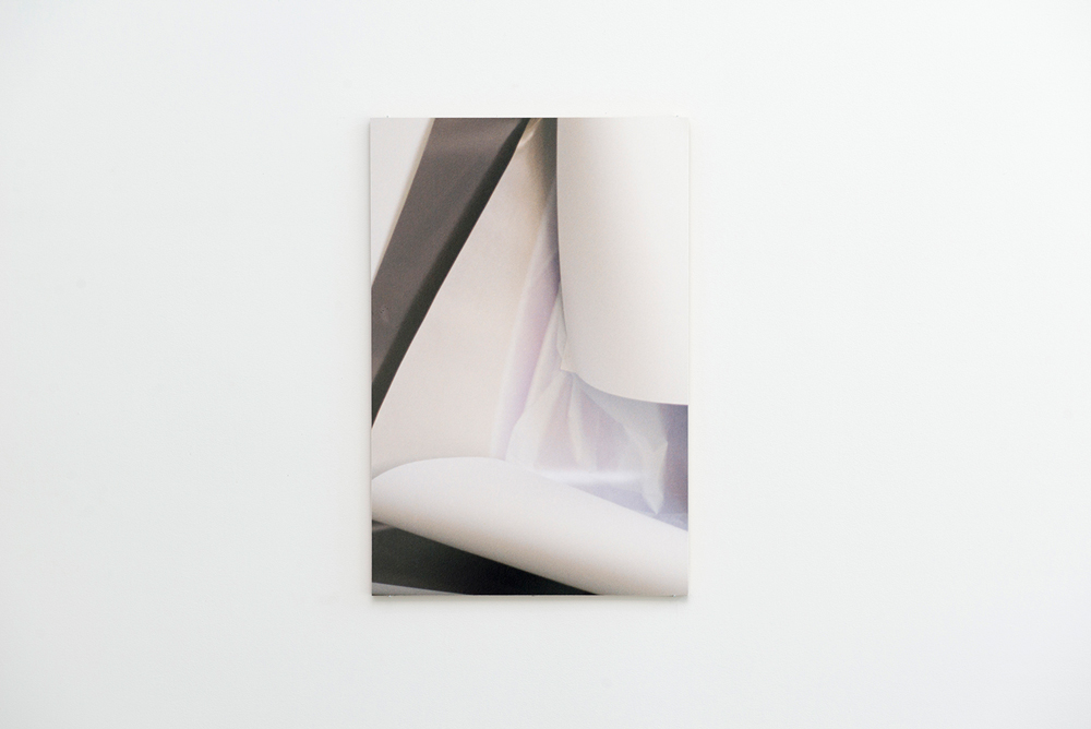 Gabriella Foreman-Brown,  Leftovers , 2014, Inkjet Print