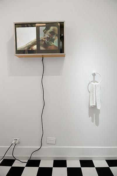Bronek Kozka,  Ritual  (installation), 2014
