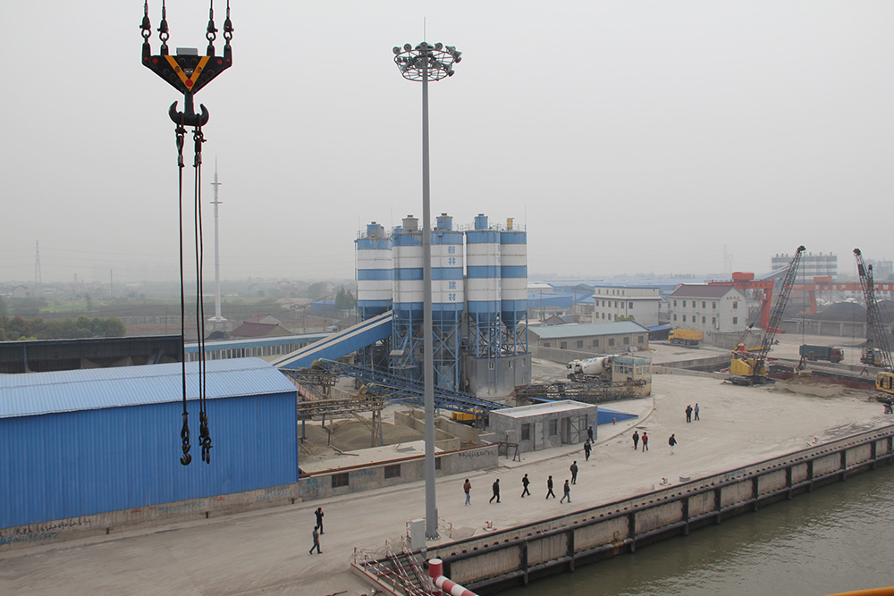 Huangpu Port Shanghai, 2011