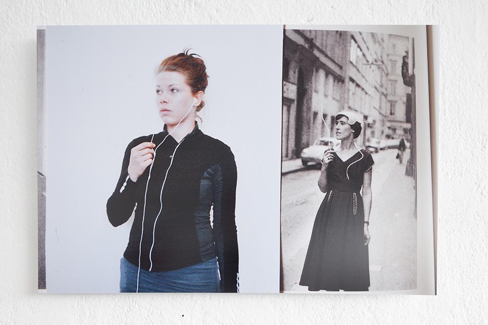 Ines Hochgerner,  Untitled (Re-enactment of a Passstück),  2013, Lambda Print, 30 x 45 cm