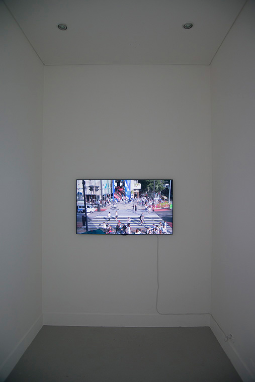 Peter Burke,  Mishap , 2014, digital video, 6m 49s