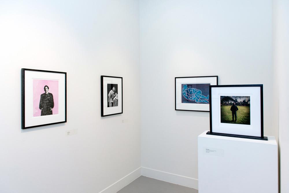 The Bloke Show  installation