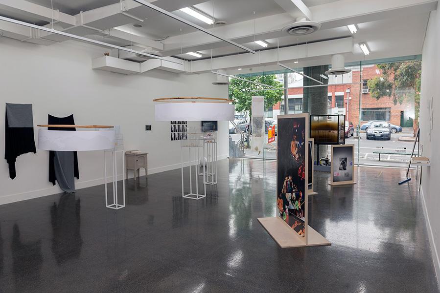 PIP Honours Graduate Exhibition, 2014