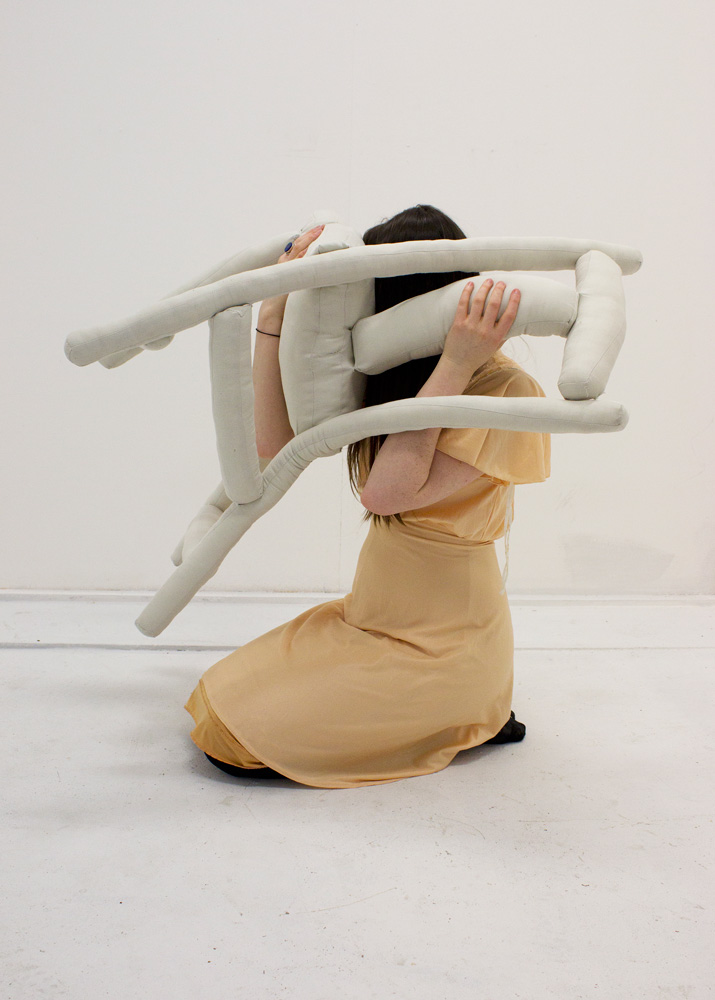 Josephine Mead,  If you hold up for me I'll hold up for you too (just)  , 2014