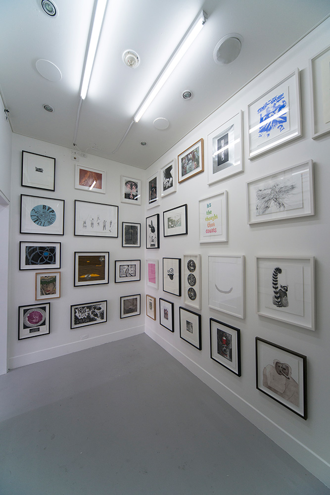 Decisions: The Print Imaging Practice Residency Exhibition