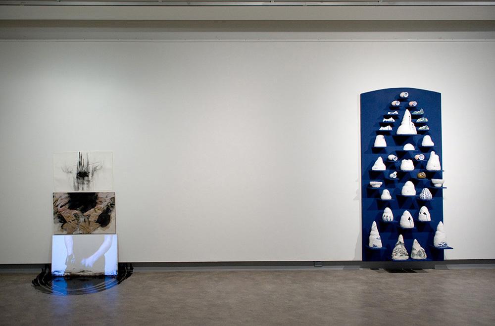 Exhibition installatio