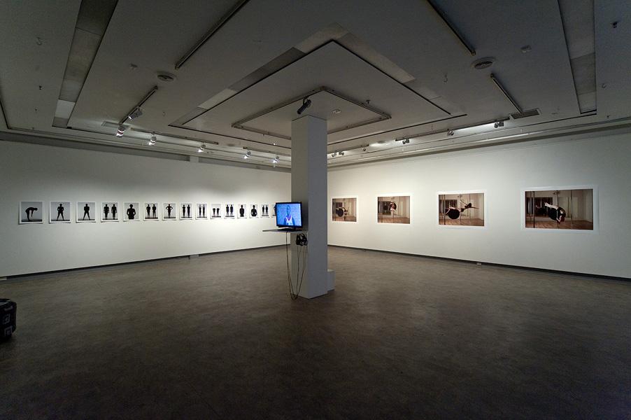Vanessa Howells, New Formalities Installation Image
