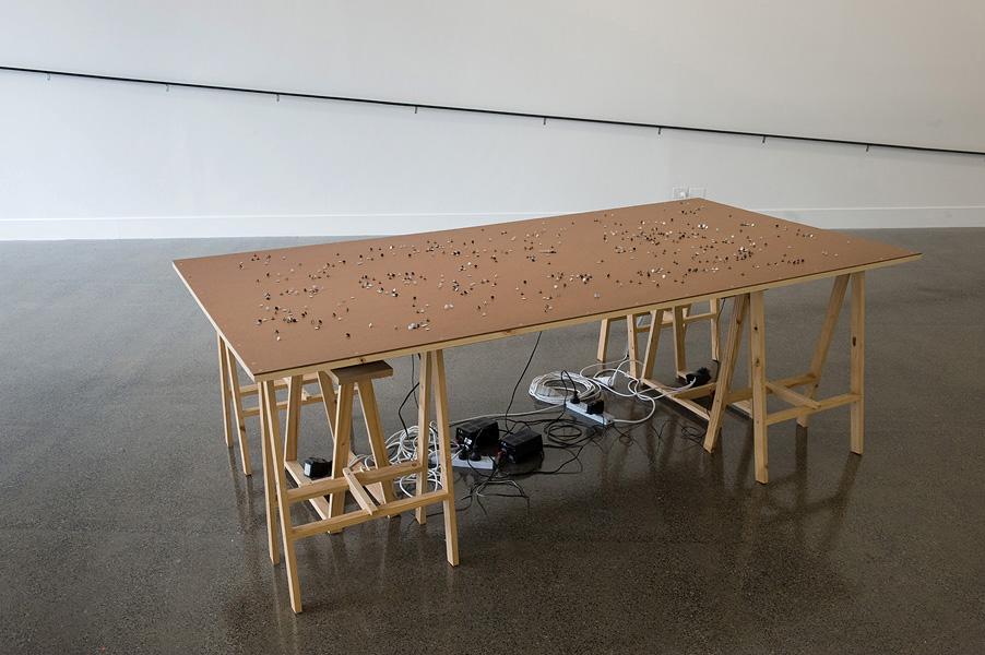 Arlo Mountford and Nick Selenitsch,  Movements