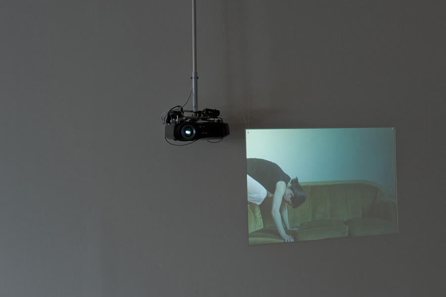 Clare Rae,  Tumbler  (still), 2011, Stop-motion video, Image courtesy of the Artist and Beam Contemporary, Melbourne