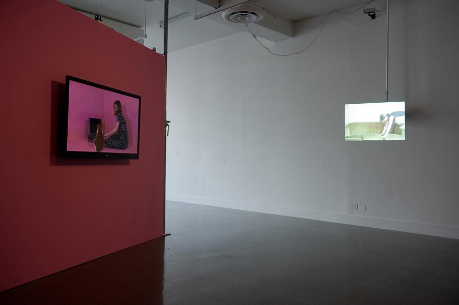 Jessica McElhinney,  Oscar  (still), 2011, Video transferred to PAL 16:9 DVD